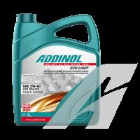 Addinol Eco Light (5W40) 4 л