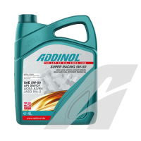 Addinol Super Racing 5W-50 4 л